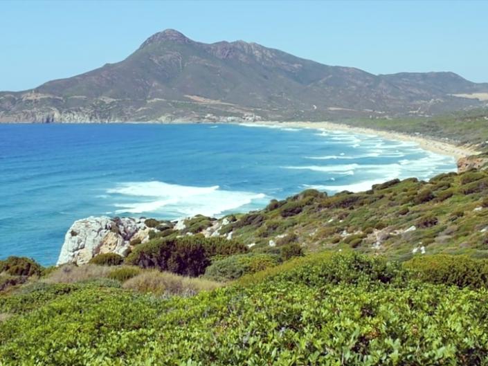Evasion Sardinia