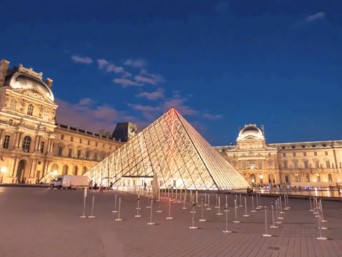 Paris Timelapse