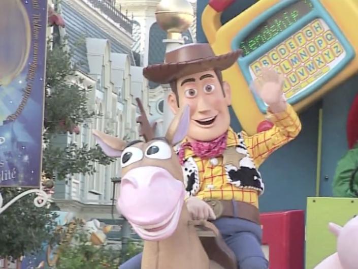 Disneyland OPS
