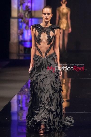 Zvonko Markovic Haute Couture PFW Fall/Winter 15© David TERGEMINA / TRG prodwww.trg.book.fr www.myfashionreel.com